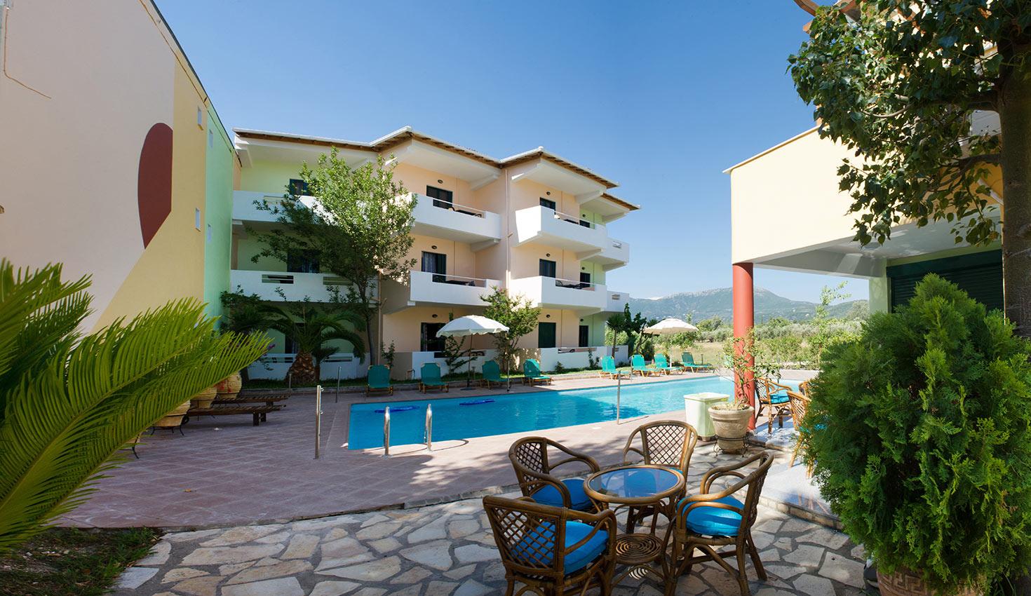 Photo Gallery | Odyssion Hotel | Lefkada Island Greece